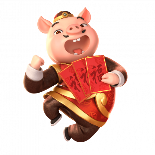 PiggyGold_Character_Pose01