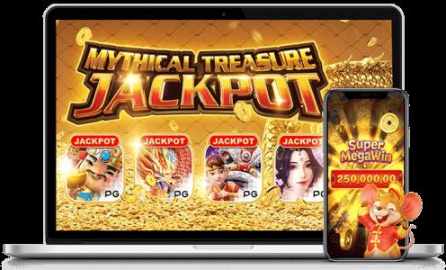 jackpot games pgslot